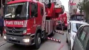 İstanbul'da korkutan patlama! Apartmanda yangın çıktı