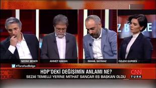Doğu Perinçek ile İsmail Saymaz'ın tartışması olay yarattı !