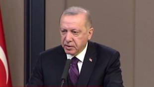 Cumhurbaşkanı Erdoğan: ''Libya'da 2 şehidimiz var''
