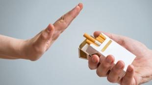 Sigara bırakılsa bile zararı 20 yıl sürüyor