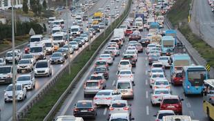 İstanbul'da en çok kaza olan yollar belirlendi