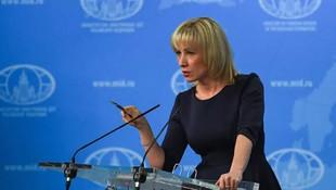 Zaharova'dan ''Lavrov'a saldırı'' iddiası !
