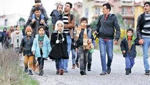 İlçe ilçe işte İstanbul'daki Suriyeli göçmen sayısı