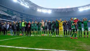 Bursaspor, Süper Lig yolunda zorlu virajda