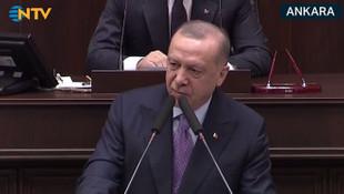 Erdoğan'dan Kılıçdaroğlu'na: 'Gazi Mustafa Kemal'in Libya'da ne işi vardı?'