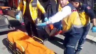 İstanbul'da AVM'de dehşet! Karısını bıçakladı