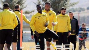 BtcTurk Yeni Malatyaspor'da gözler Denizlispor maçına çevrildi