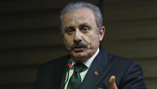 TBMM Başkanı Şentop'tan ''parlamenter sistem'' açıklaması