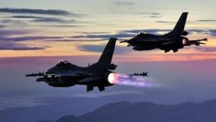 Diyarbakır'dan F-16'lar havalandı!