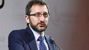 İletişim Başkanı Altun'dan flaş açıklama: Rejim etnik temizlik peşinde