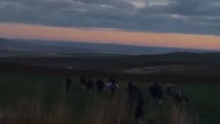 Bu görüntüler çok konuşulacak: Mültecileri sınıra taşıma seferberliği!