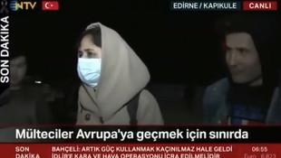 NTV, sınırdan yayınladığı mülteci videosunu kaldırdı