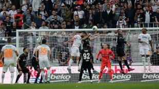 Beşiktaş, Alanya'dan üç puanla döndü