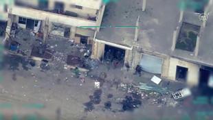 Mehmetçik, Suriye'de rejim askerlerini böyle vurdu