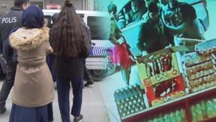 İstanbul'da 3 kız öğrenciye taciz rezaleti