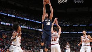 New Orleans Pelicans'a Zion Williamson tarihe geçti