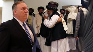 ABD ile Taliban'dan tarihi anlaşma