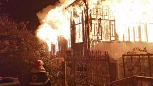 Gürcistan'da feci yangın: 4'ü çocuk 6 ölü