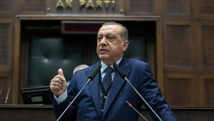 Erdoğan: ''Son saldırı Suriye'de yeni bir dönemin miladıdır''