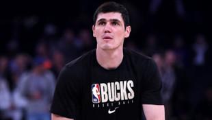 NBA'de Ersan İlyasova'nın takımı Bucks deplasmanda kazandı