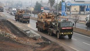 Komandolar Suriye sınırına gönderildi!