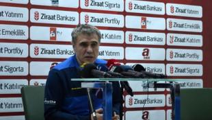 Ersun Yanal: Bugün futbol konuşabileceğimiz bir gün değil