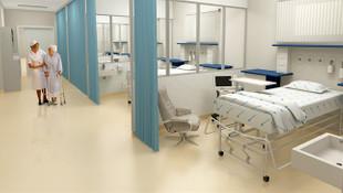 Vatandaş devlet hastanesini unuttu! Özele hücum!