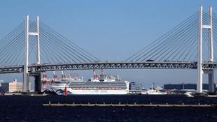 Karantinaya alınan gemide 10 kişide daha corona virüsü çıktı