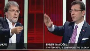 İmamoğlu CNN Türk'te katılacağı programı iptal etti