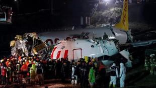 İstanbul Valisi'nden uçak kazası hakkında yeni açıklama