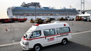 Yolcu gemisi korona virüsü gemisine döndü! 41 hasta daha tespit edildi!
