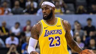 NBA All-Star'da takımlar seçildi