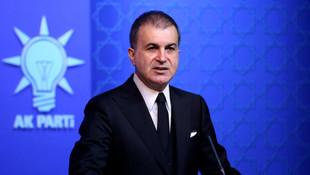 Akıncı'ya tepki yağıyor ! AK Parti'den sert açıklama