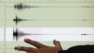 Ege Denizi'nde 3.8 şiddetinde deprem