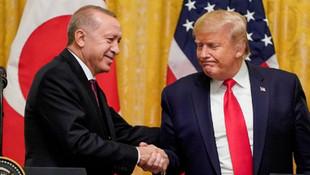 Trump'ın Patriot açıklaması: ''Erdoğan'la konuşuyoruz''