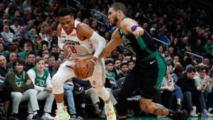 NBA'de Houston Rockets uzatmada kazandı