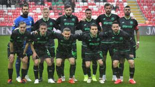 Konyaspor sahasında yine kazanamadı