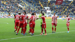 Sivasspor'un rakibi Real Madrid