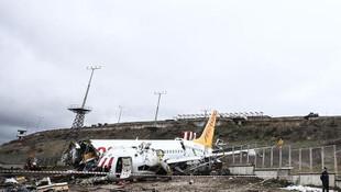 Sabiha Gökçen Havalimanı'ndaki kazayla ilgili ön rapor hazırlandı