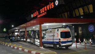 66 işçi hastaneye kaldırıldı