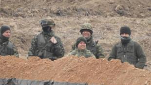 Yunan askeri anons yaptı: Taşkınlık yapanları almayacağız