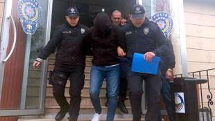Otizmli genci döven zanlı tutuklandı