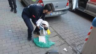 Avcılar'da çöpte yeni doğmuş bebek bulundu