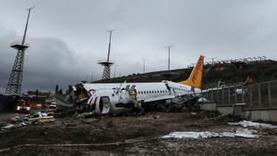 Havalimanındaki uçak kazasında ön rapor ortaya çıktı