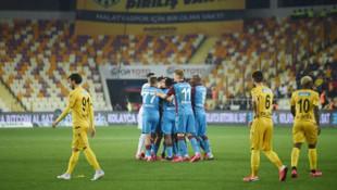 ÖZET | Yeni Malatyaspor - Trabzonspor maç sonucu: 1-3