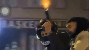 İstanbul'da şoke eden görüntü! Polis her yerde onu arıyor
