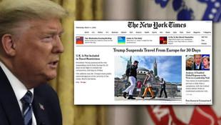 Amerikan gazetesi uçuş yasağı haberini Türkiye fotoğrafıyla servis etti