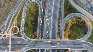 İstanbul trafiğinde ''koronavirüs'' yoğunluğu