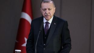 Erdoğan yurtiçi programını iptal etti!