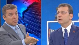 İmamoğlu canlı yayında Kanal İstanbul anketini açıkladı